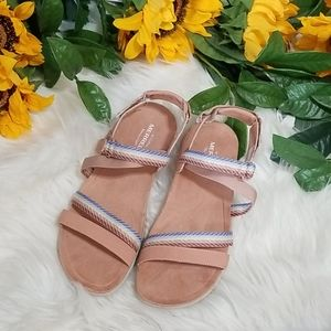 NWOB Merrell Air Cushion Memory Foam Sandals